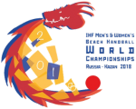 2018 Beach Handboll World Championships